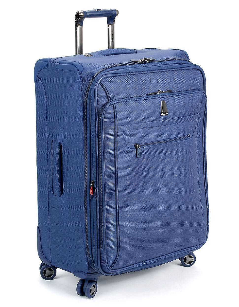 delsey helium xpert lite 25 expandable suiter trolley in blue for men lyst. Black Bedroom Furniture Sets. Home Design Ideas