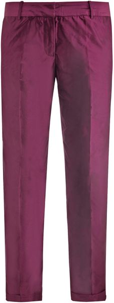Elizabeth And James Anselm Iridescent Trousers - Lyst