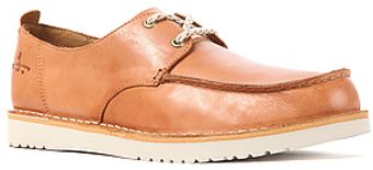 J Shoes The Fairfax Shoe in Dark Tan - Lyst