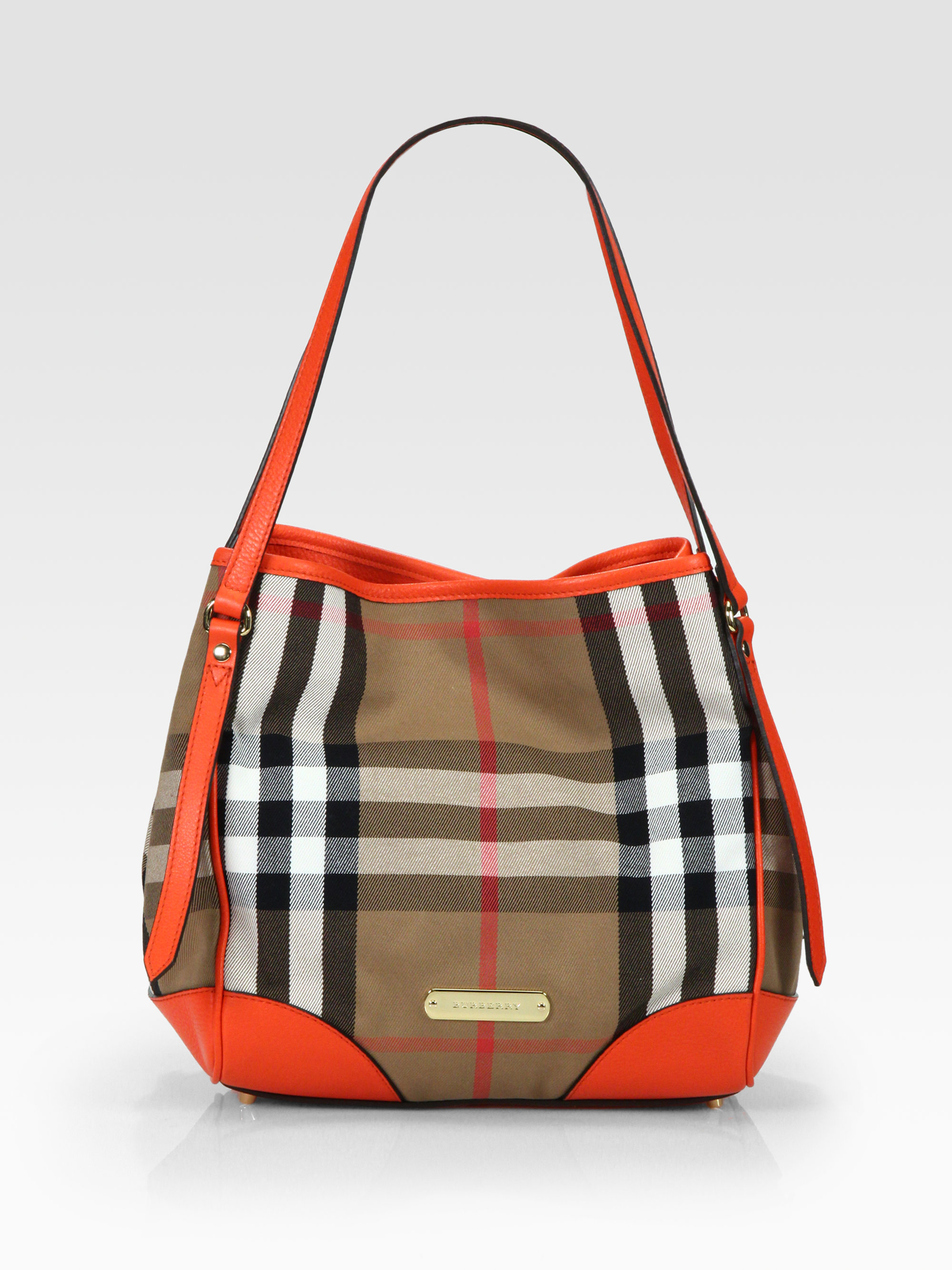 Burberry Bag Orange