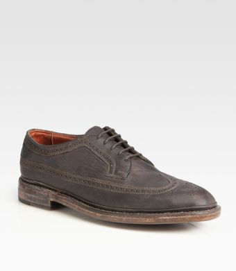 Florsheim By Duckie Brown Brokenin Brogues - Lyst