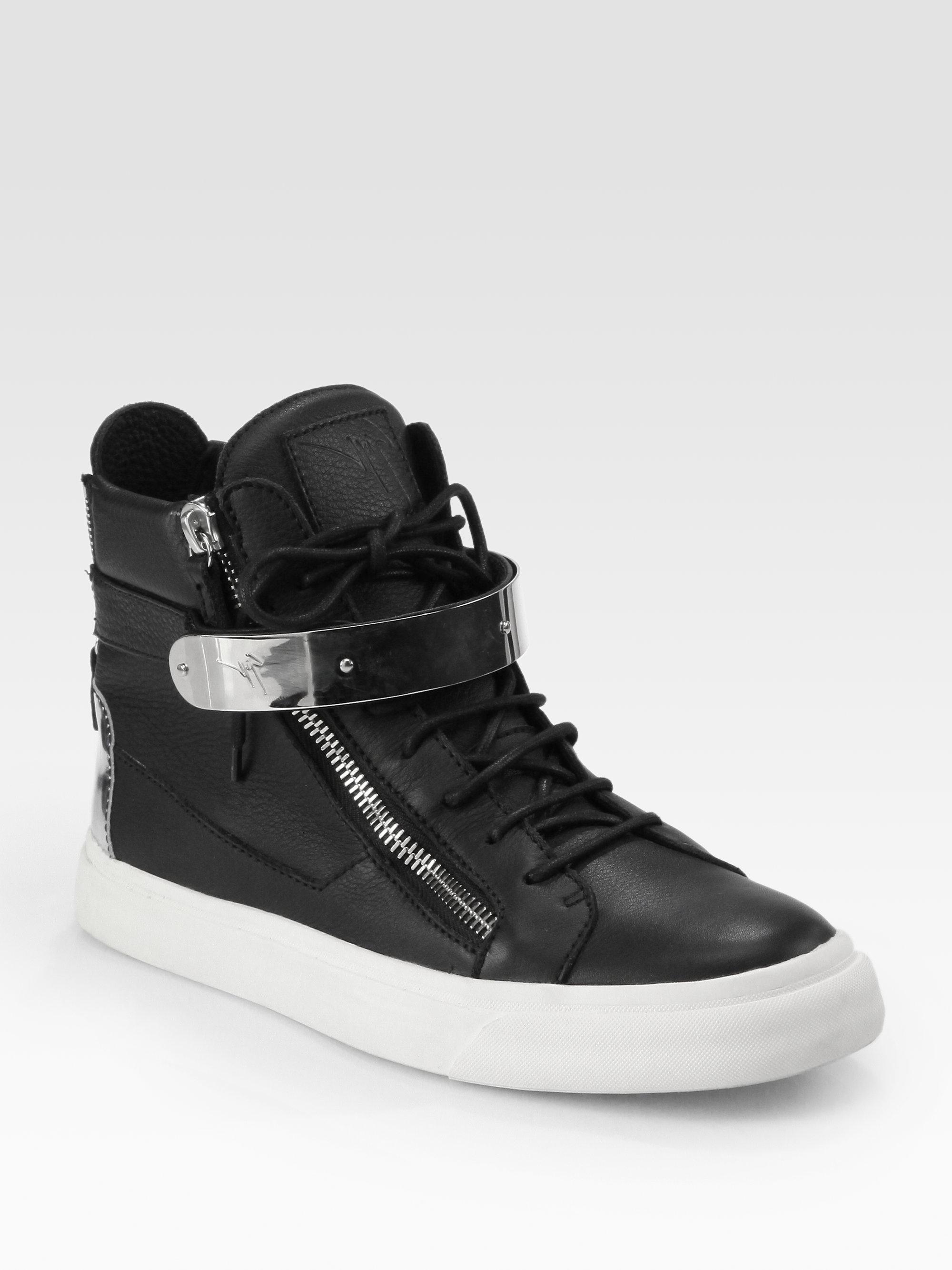giuseppe zanotti black suede double zipper boots