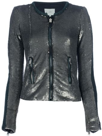 Iro Sequin Jacket - Lyst