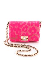 Juicy Couture Mini Gretchen Shoulder Bag - Lyst
