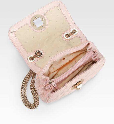 Kate Spade Christy Quilted Shoulder Bag in Pink (ballet ...