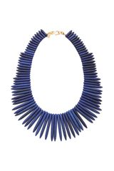 Kenneth Jay Lane Stick Necklace - Lyst