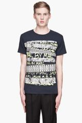 Marc By Marc Jacobs  Marc Graffiti T-Shirt - Lyst