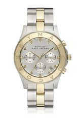 Marc By Marc Jacobs Blade Chronograph Watch - Lyst
