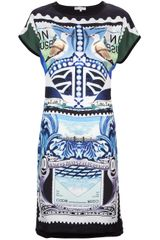 Mary Katrantzou Knipi Dress - Lyst