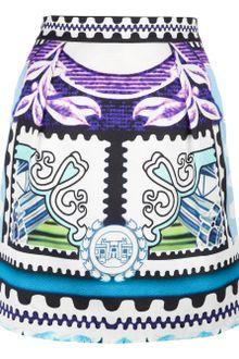 Mary Katrantzou Printed Skirt - Lyst