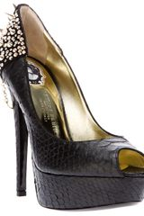 Philipp Plein Studded Pumps