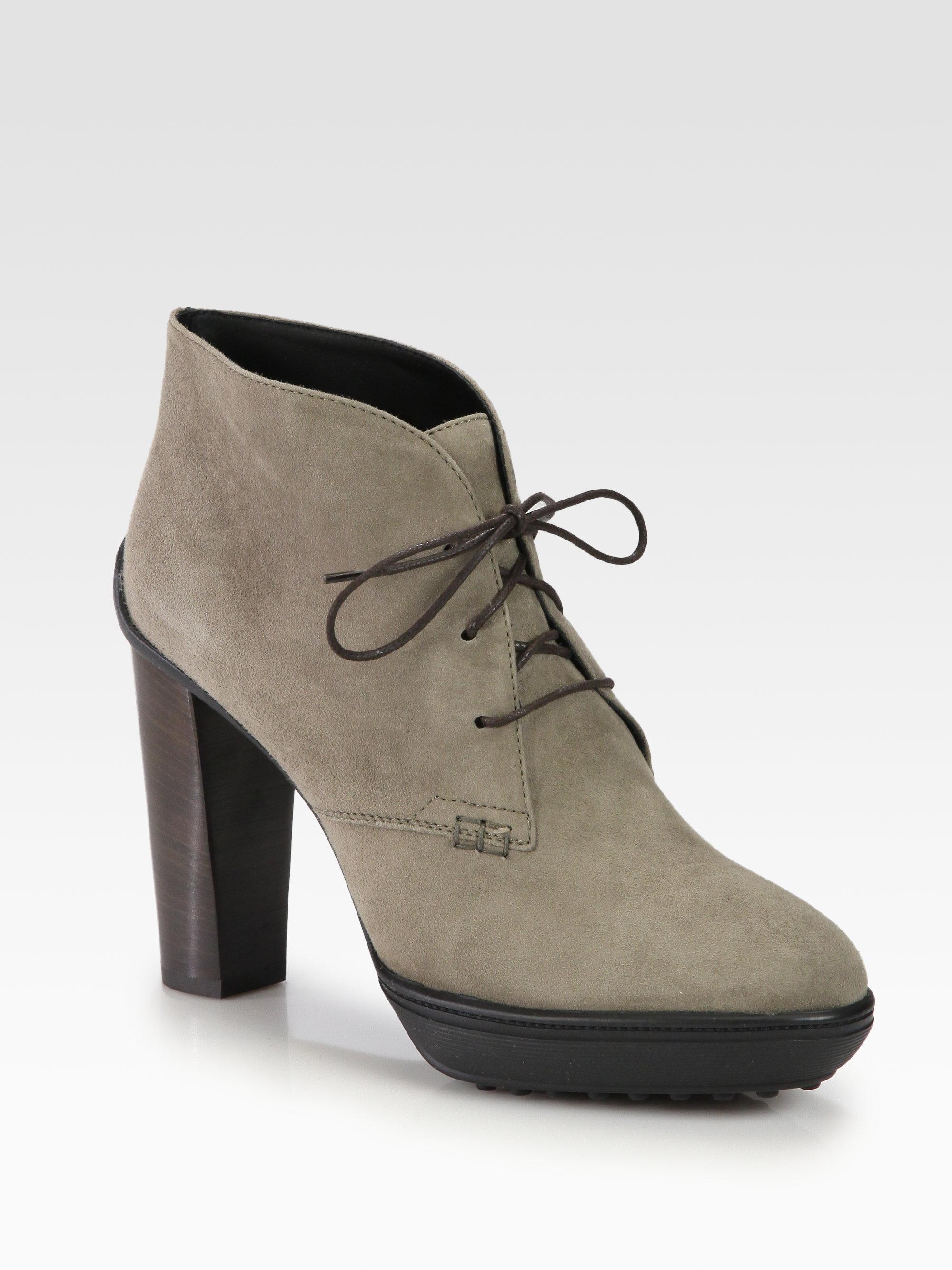 Tod's Lace-Up Platform Boots sale wholesale price zjeBjBX7H7