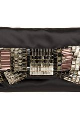 Lanvin Evening Clutch - Lyst