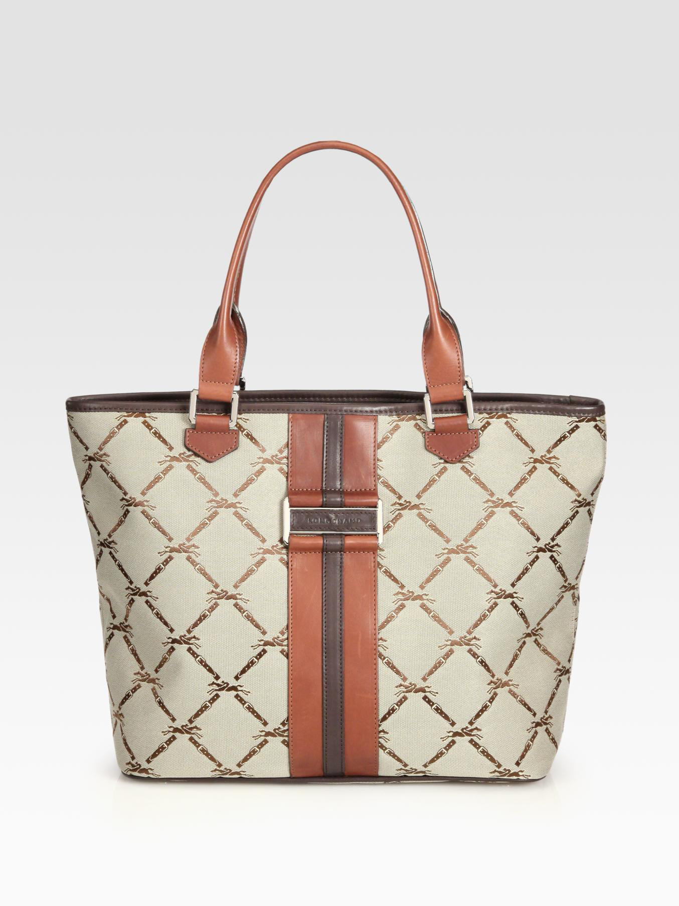 Longchamp Jacquard Collection