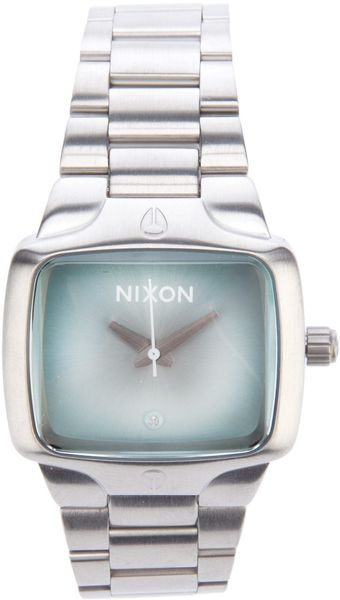 Nixon The Small Player Watch - Lyst