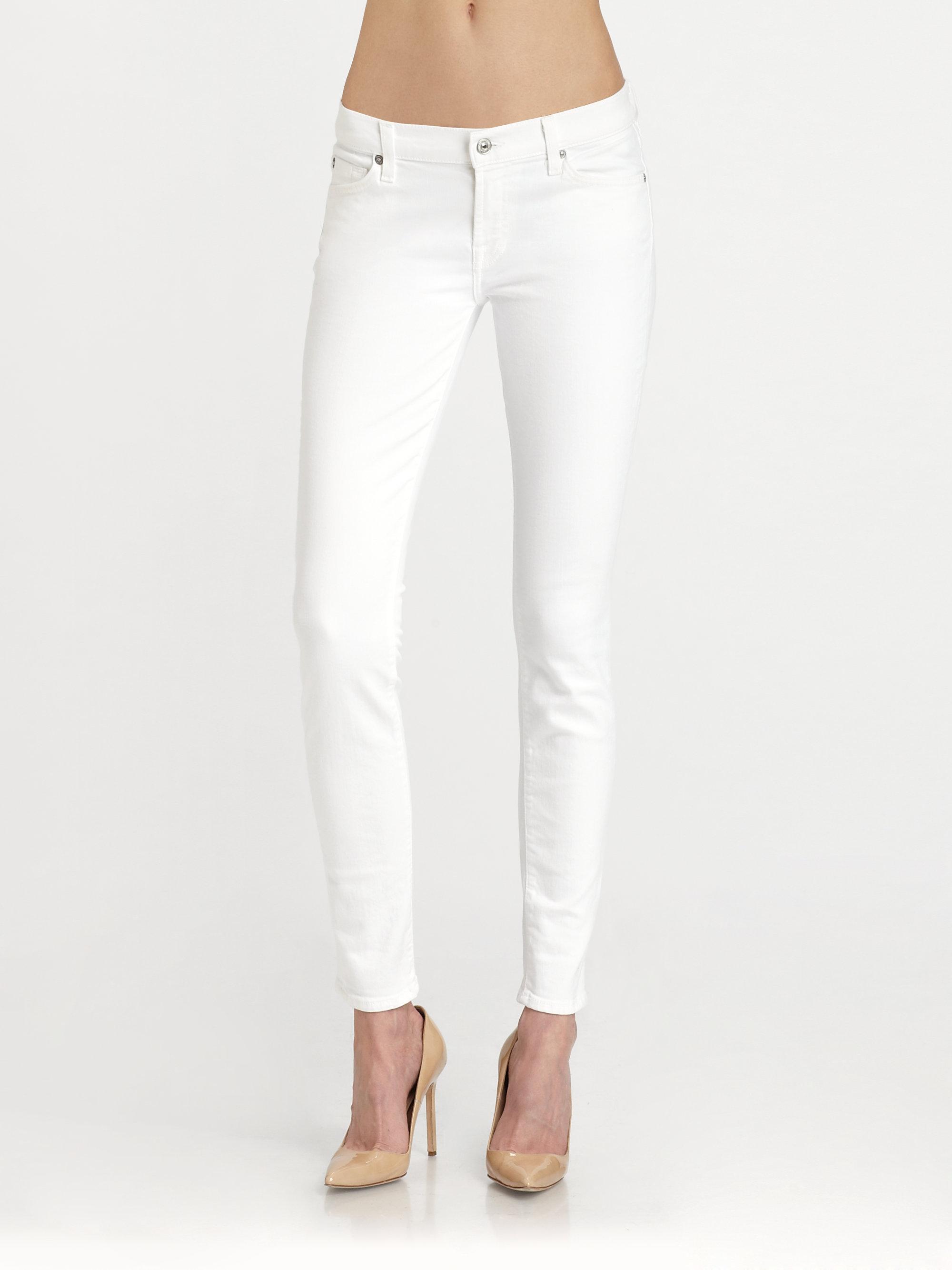 White Seven Jeans - Jeans Am