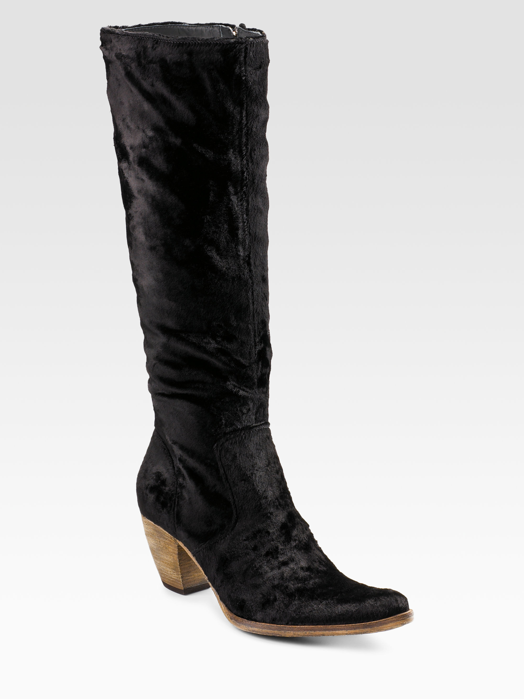 Elizabeth and James Mid-Calf Platform Boots Inexpensive sale online TaT59gyt2