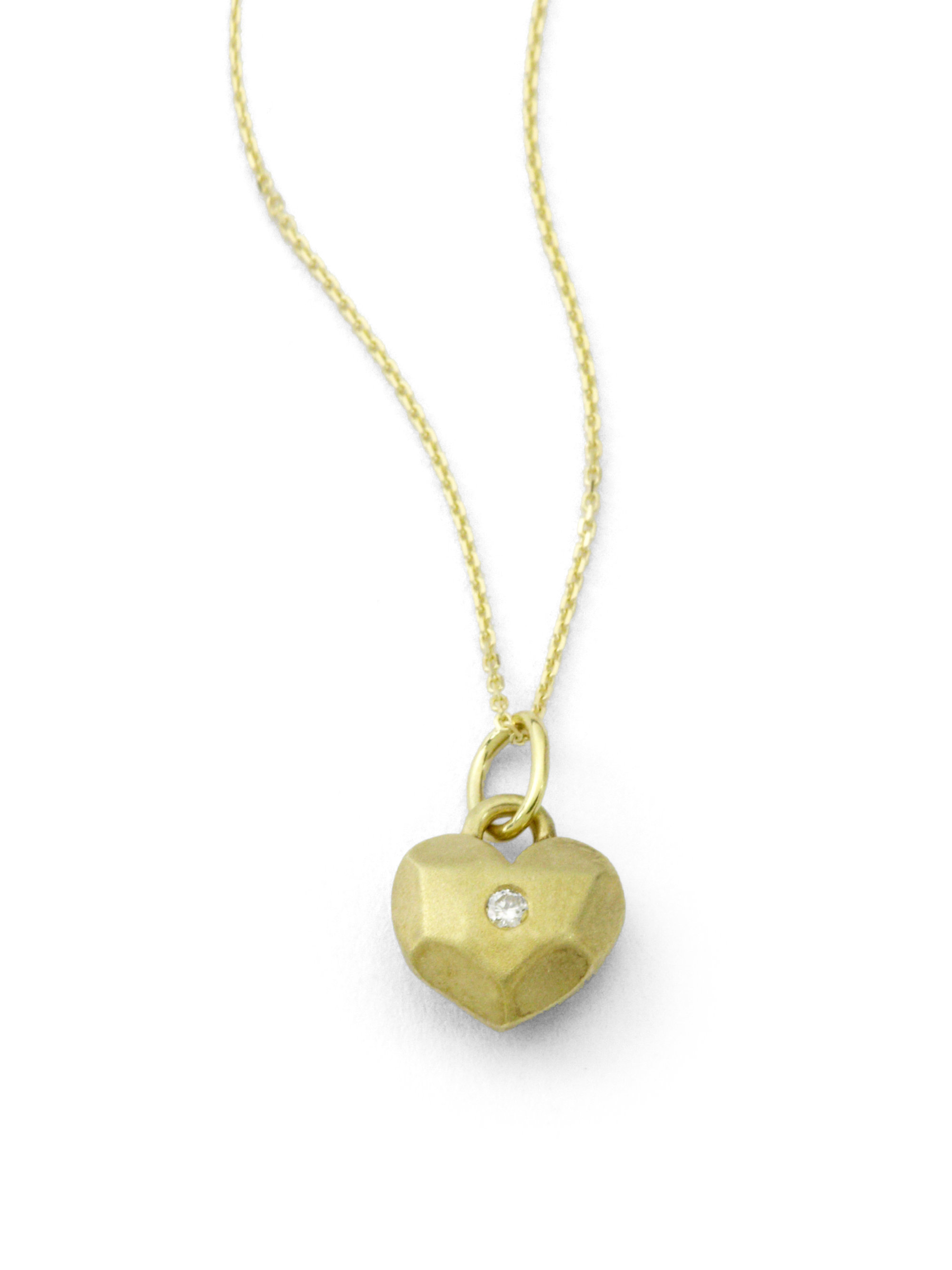 p yellow hammered htm gold disc necklace