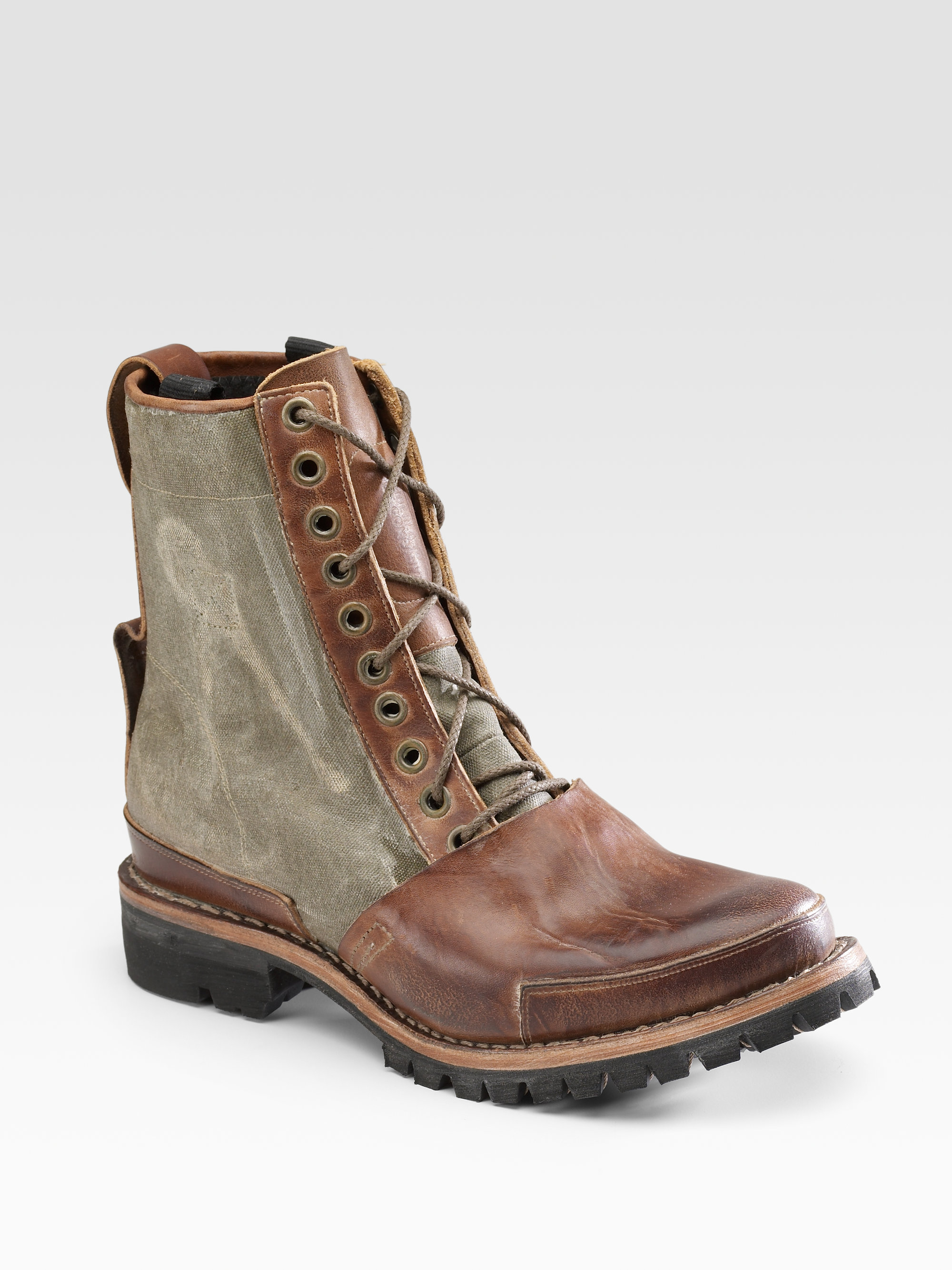 Timberland Tackhead Winter Boots In Brown For Men Light