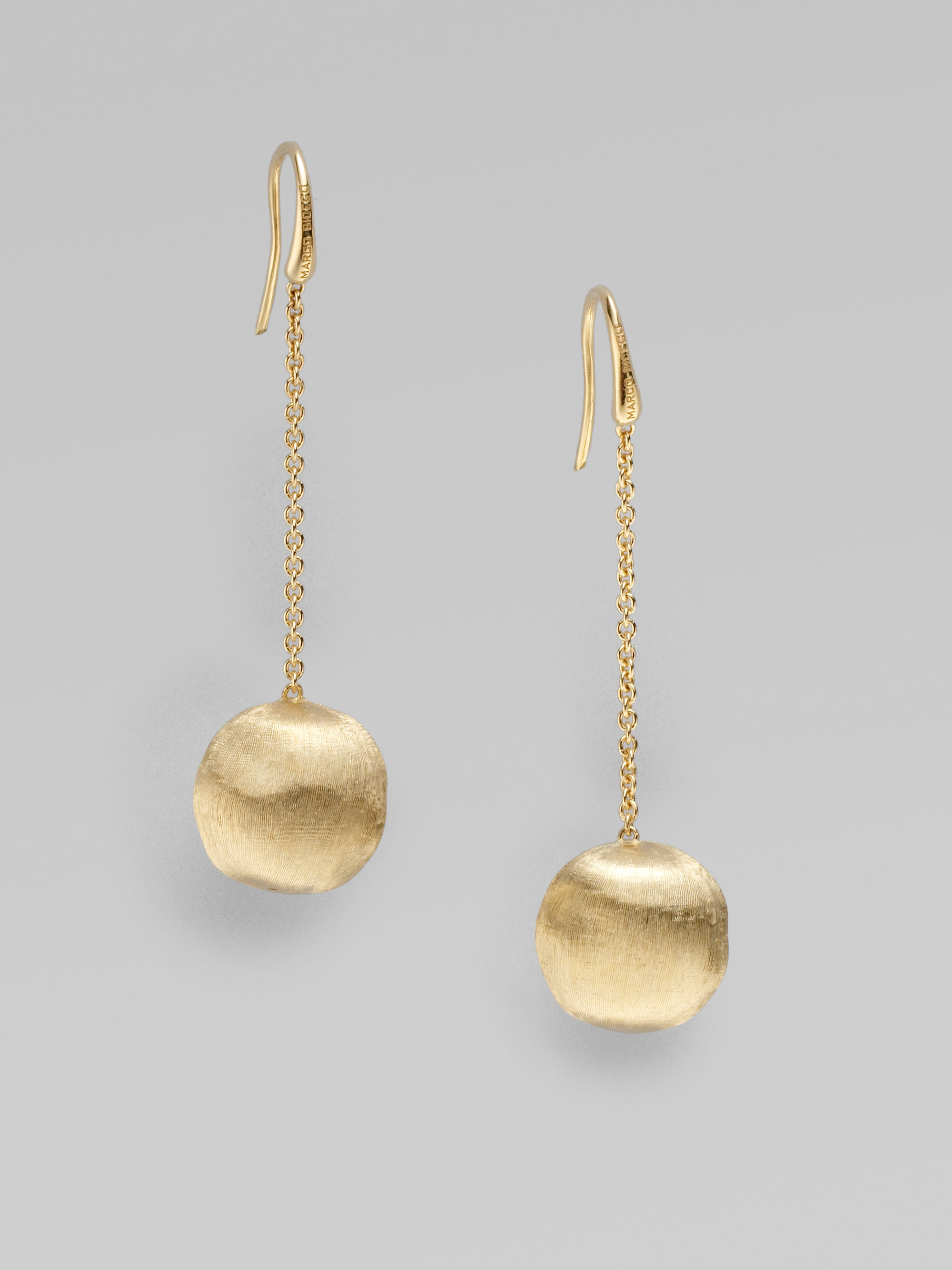 noteworthy earrings bhldn arwen one pin new in single day gold drop