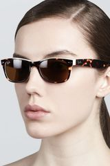 Ray-Ban New Wayfarer Sunglasses - Lyst