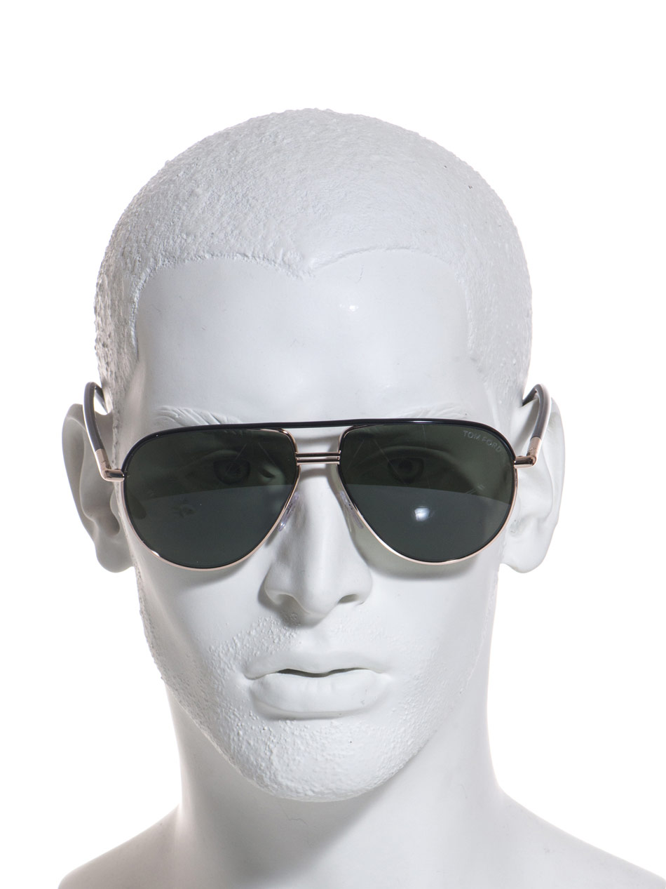 d92e161fa7e For Metallic Lyst Ford Men Sunglasses Aviator In Cole Tom g0wqv4