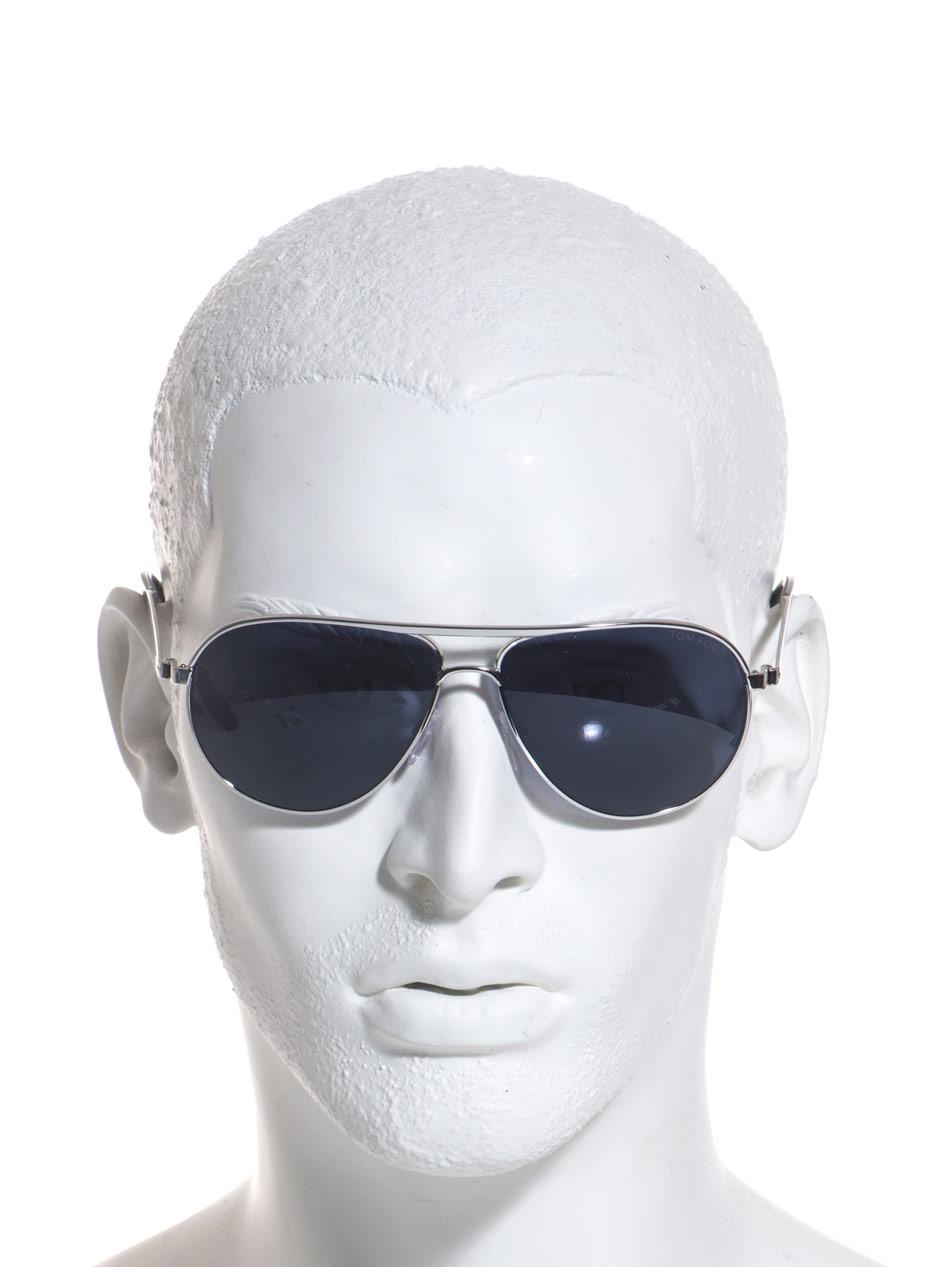 Lyst Tom Ford Marko Aviator Sunglasses In Metallic For Men