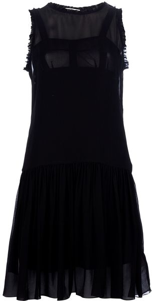 Twenty 8 Twelve Noir Dress - Lyst