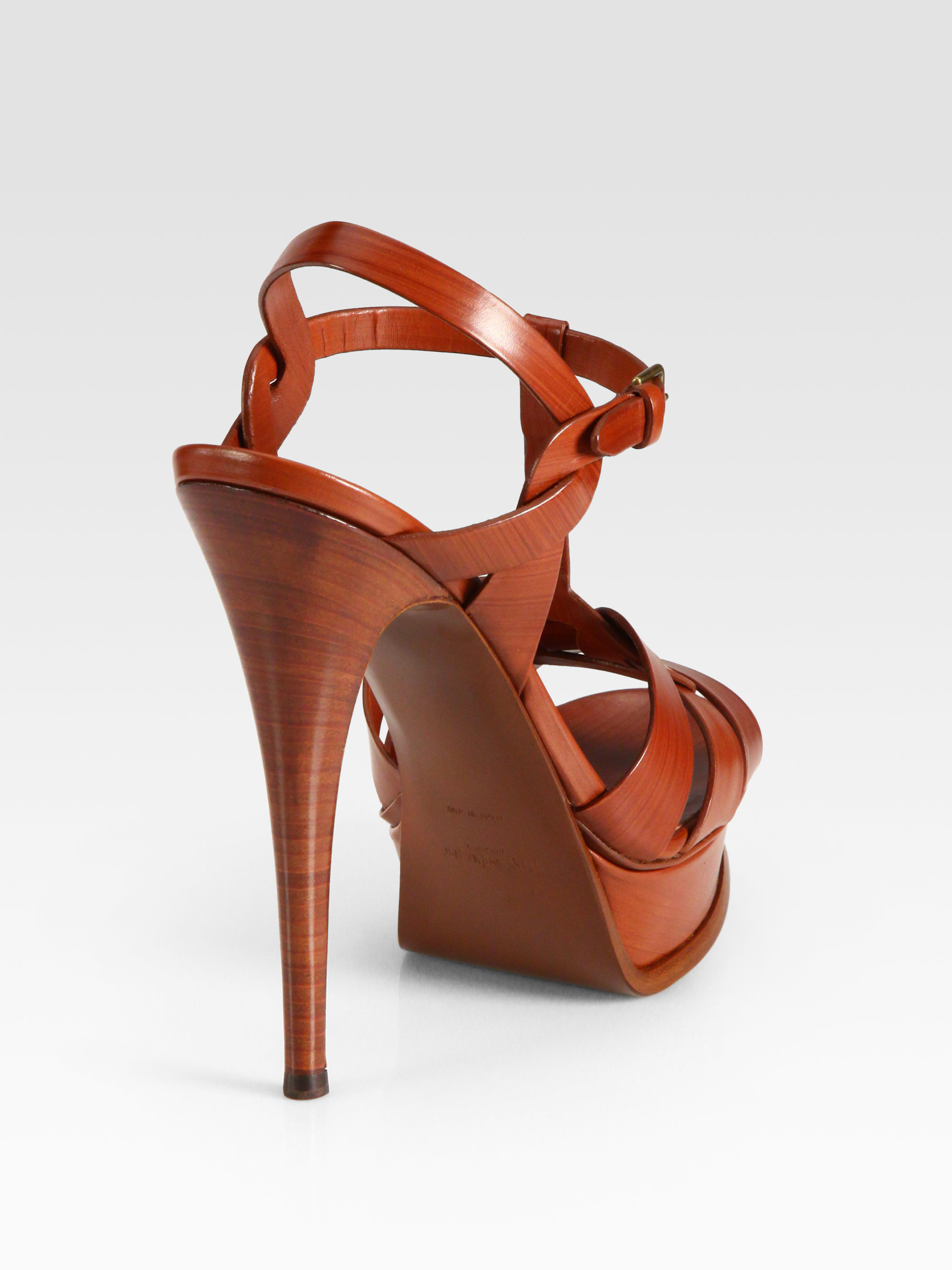 Ysl sandals shoes - Gallery