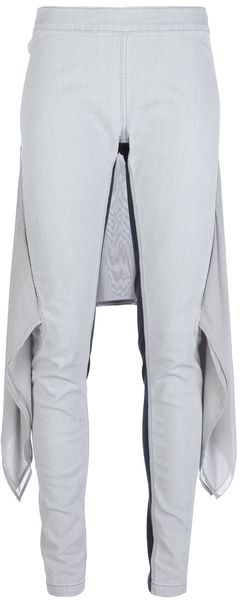 Gareth Pugh Fitted Trouser - Lyst