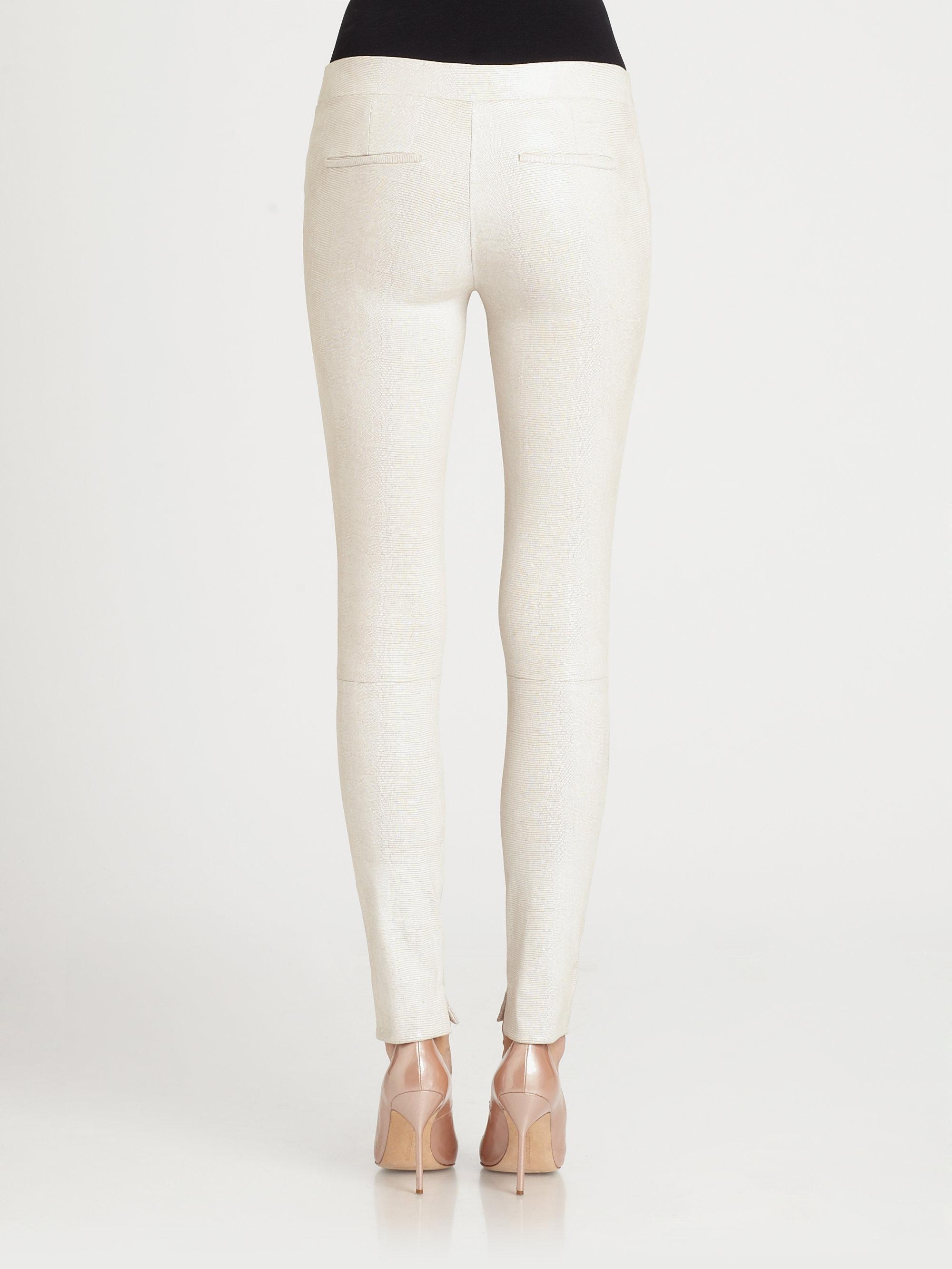 Mens Elastic Waist Jeans Pants