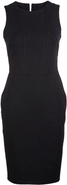 Obakki Sleeveless Bodycon Dress - Lyst