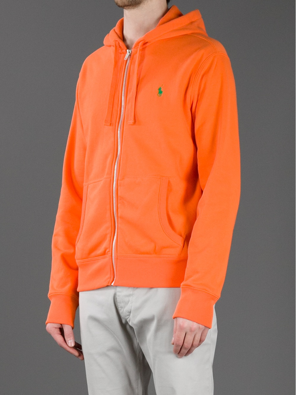 Purchase Ralph Orange Lauren Hoodie 79b17 Ce9be 2DIEH9