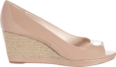 Open Toe Espadrille Wedge Peep Toe Espadrille Wedge