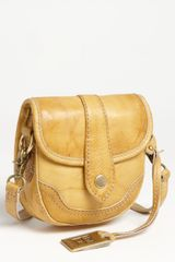 Frye Campus Mini Crossbody Bag - Lyst