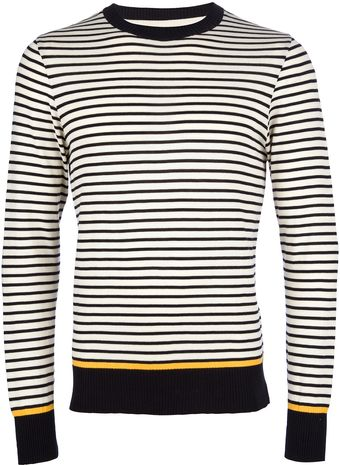 Grp Striped Sweater - Lyst