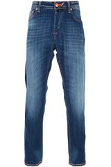 Jacob Cohen Regular Fit Jean - Lyst