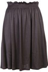 Lanvin Vault Pleated Skirt - Lyst
