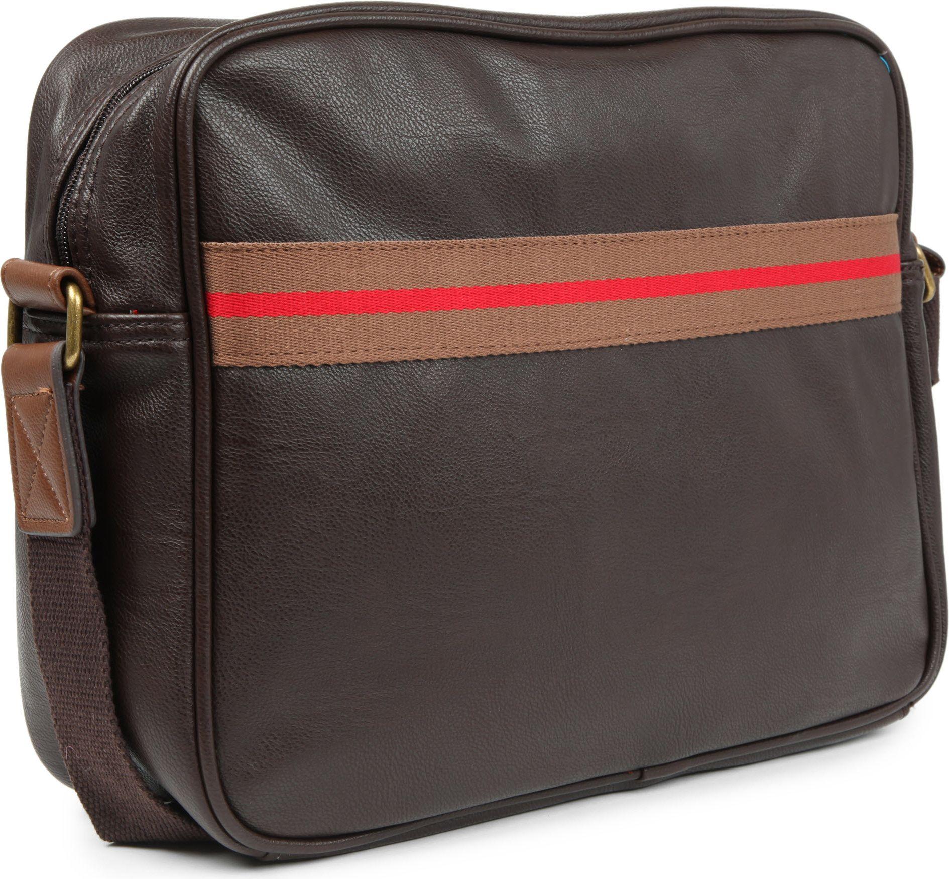 Ted Baker Toswim Messenger Bag in Black for Men - Lyst 8e24d2fde2798