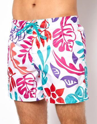 Calvin Klein Mathias Swim Shorts - Lyst