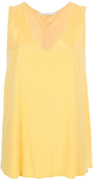 Jucca Sleeveless Top - Lyst