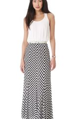 Ella Moss Lila Sleeveless Maxi Dress - Lyst