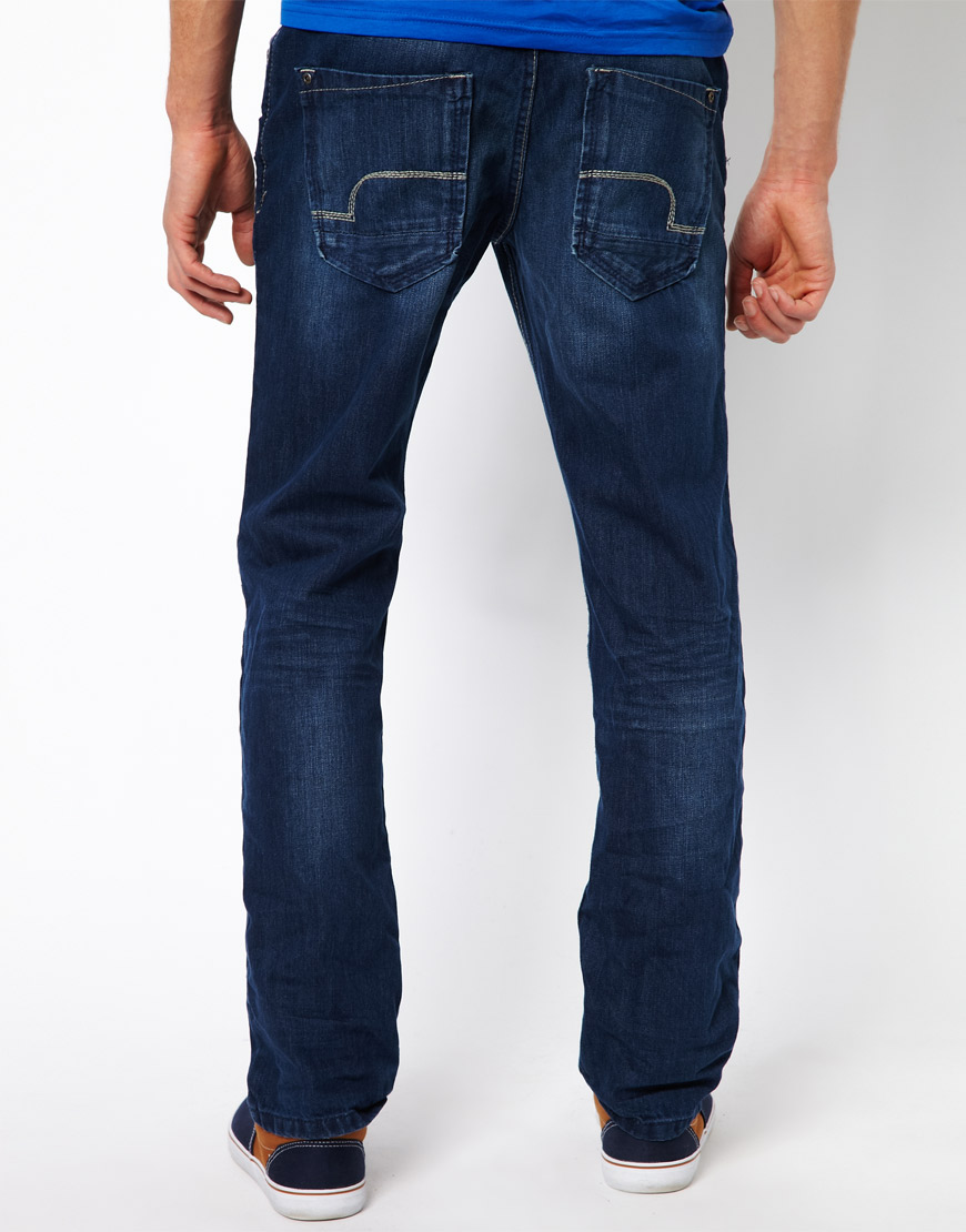 In Slim Blue Lyst Dragon Men Jeans For Fit Esprit XfAqp