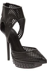 Haider Ackermann Cutout Pump - Lyst