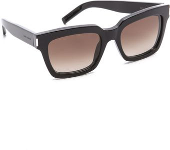Yves Saint Laurent Strong Sunglasses - Lyst