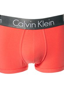 Calvin Klein Gunmetal Trunks - Lyst