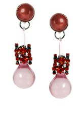 ASOS Collection Asos Pearl Jewel Bauble Earring - Lyst