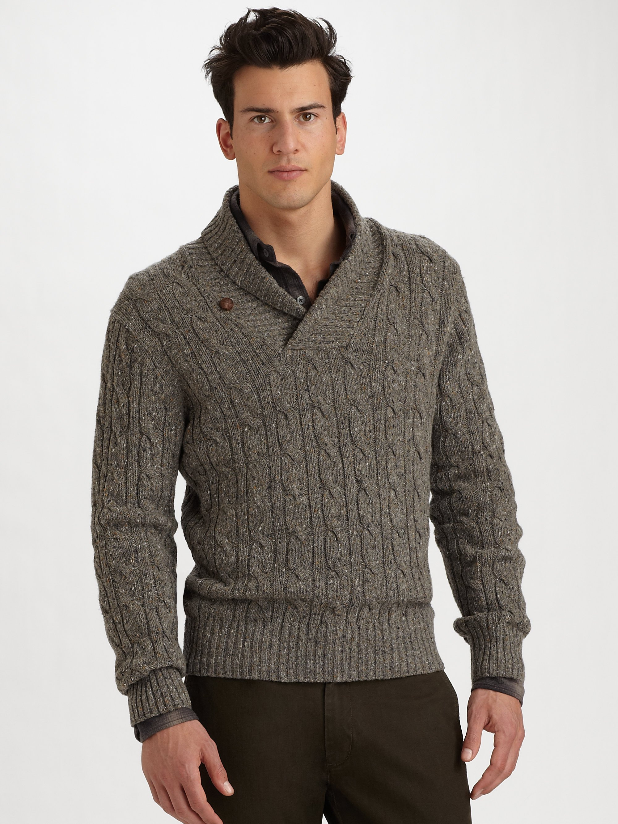 Free shipping on shawl collar sweaters for men at deletzloads.tk Shop cashmere, wool & cotton sweaters in regular & trim fits. Totally free shipping & returns.