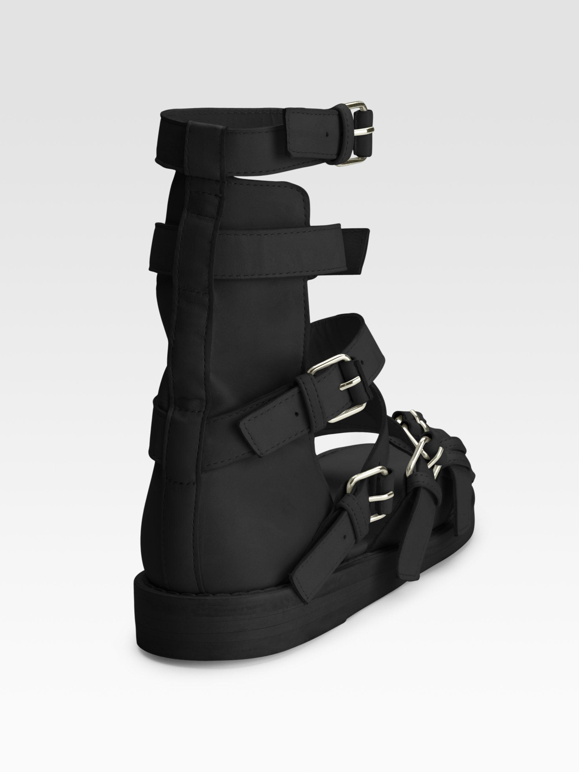 ANN DEMEULEMEESTER Gladiator sandals bSQZTWvV4
