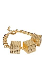 ASOS Collection Asos Cube Bracelet - Lyst